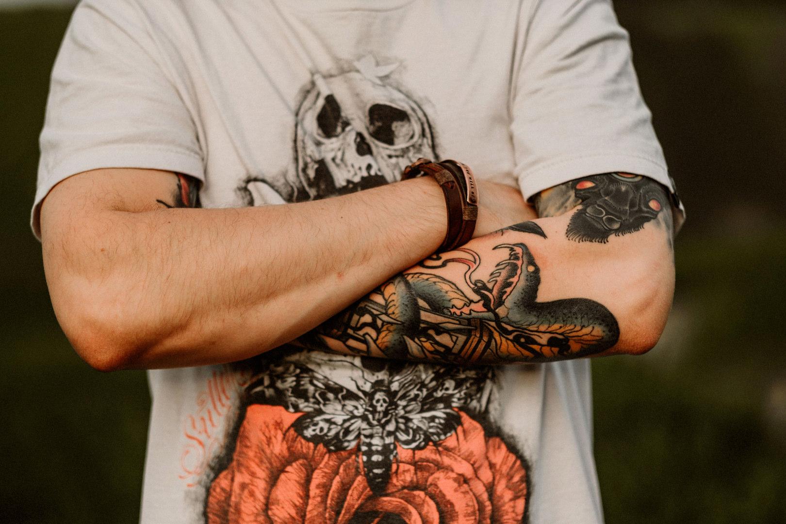 fotograf slubny tatuaże