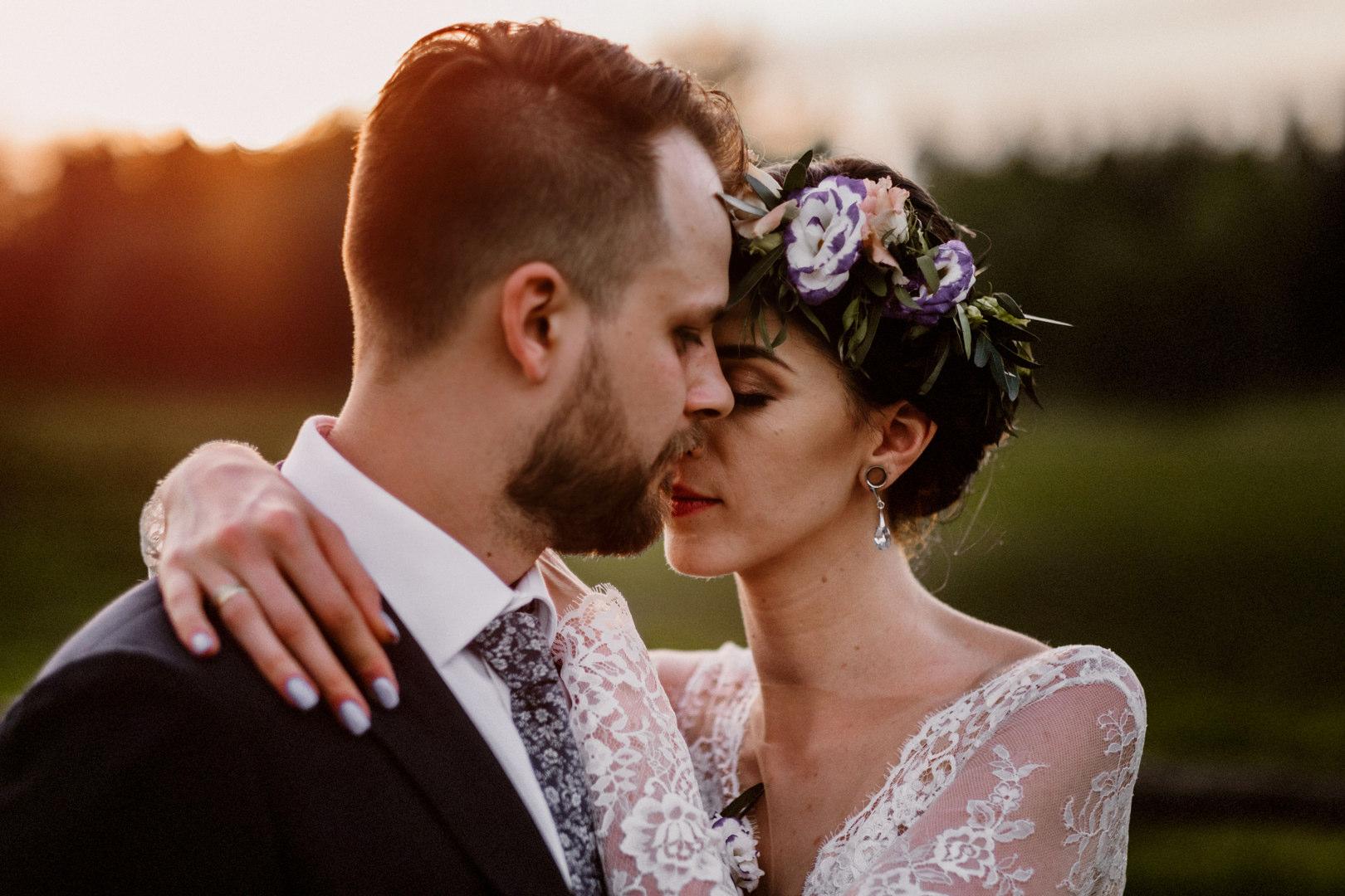 ślub w mazurskim siedlisku