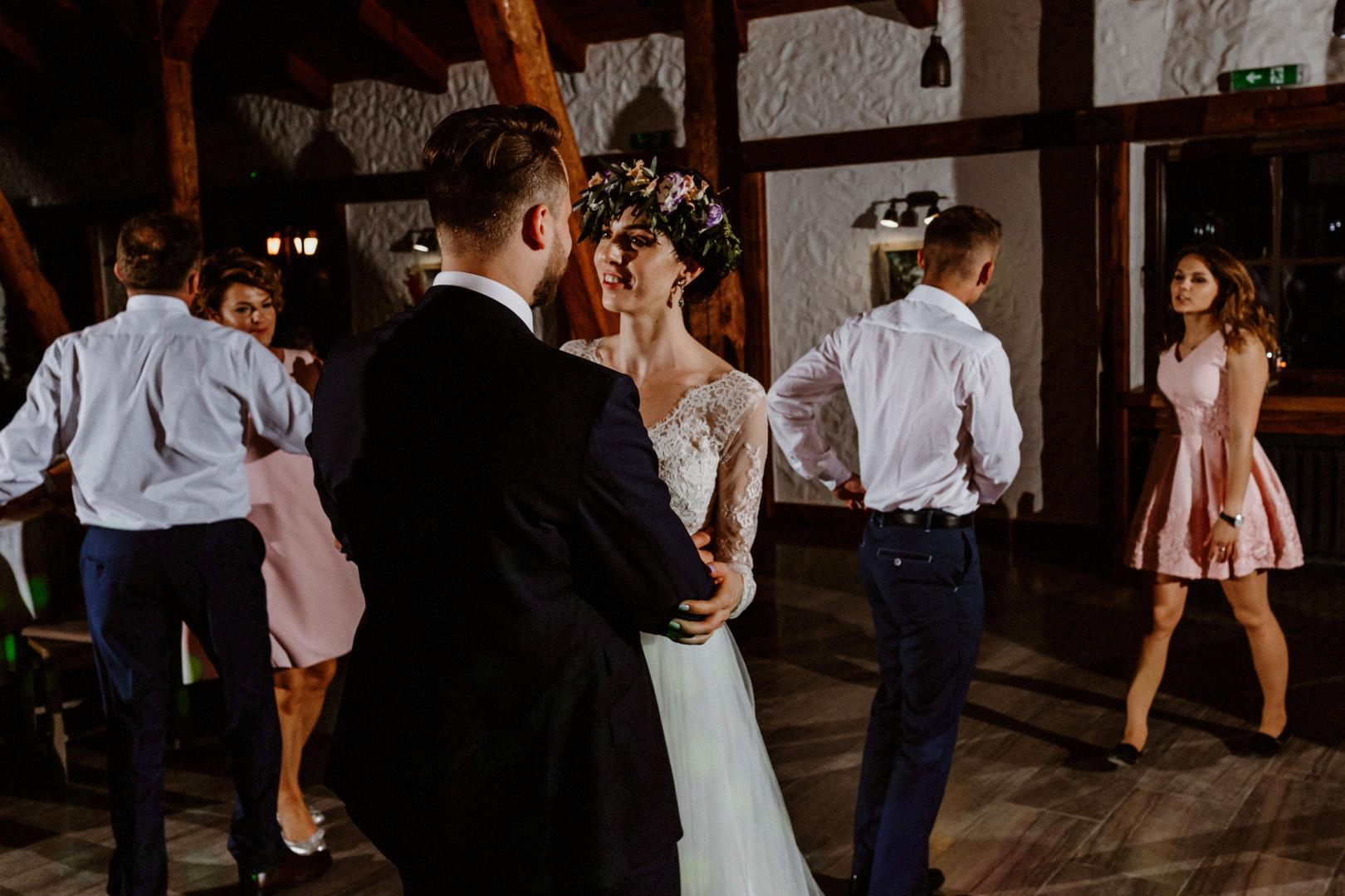 tańce w kruklinie