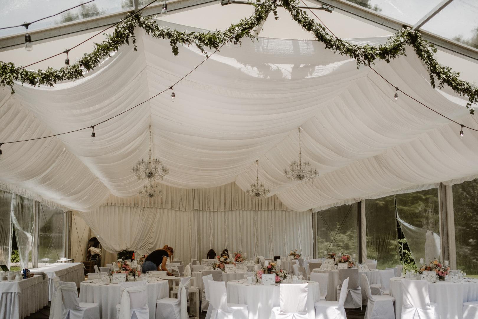 ślub w Galinach