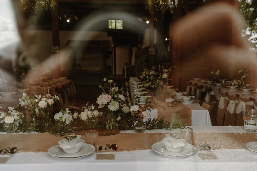 ślub rustykalny